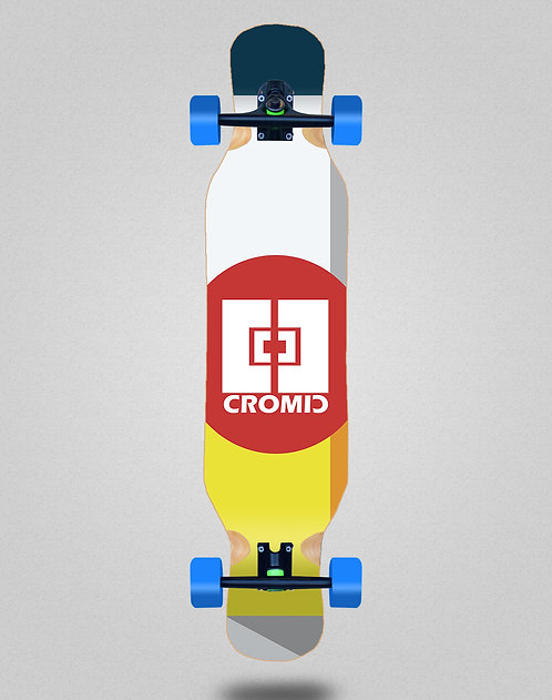 Cromic Cefire longboard complete 46x10