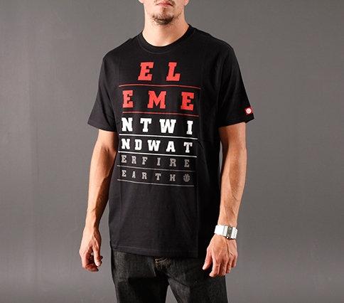 Tee camiseta t-shirt ELEMENT surf skate earth