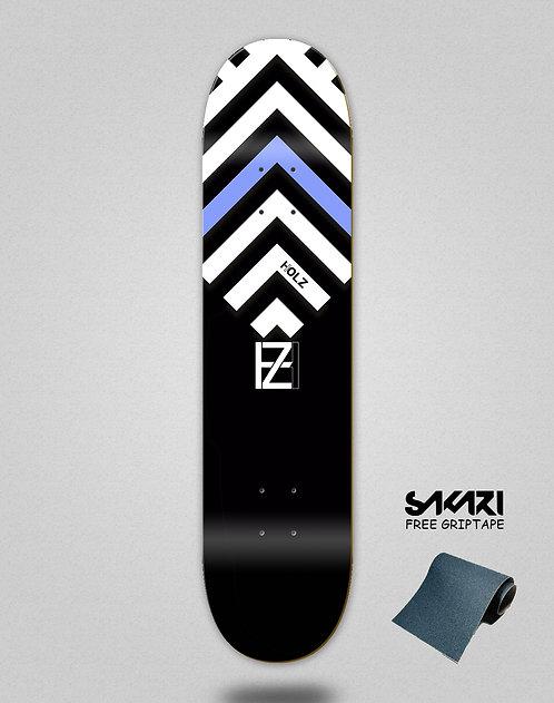 Holz Gram BW Akira black skate deck