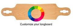 Personaliza tu longboard