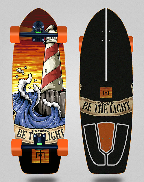 Cromic cruiser Be the light 29