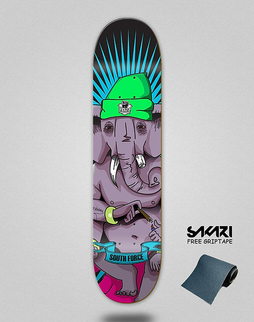 South force skate deck Jay Edition Class