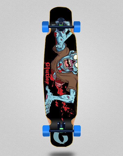 Glutier Final zombie longboard dance complete 46x9