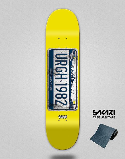 Urgh skate deck Plate