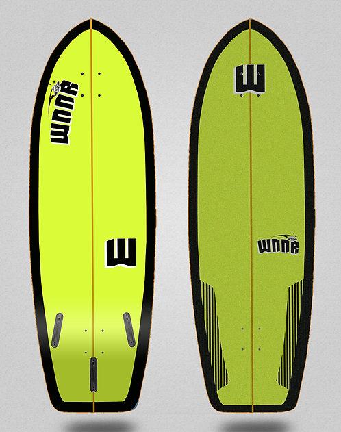 Wnnr surfskate deck J.J.F. 31