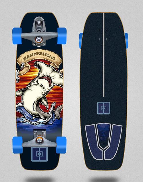 Cromic surfskate T12 trucks Hammerhead 31.5