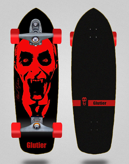 Glutier surfskate : Castle king 34