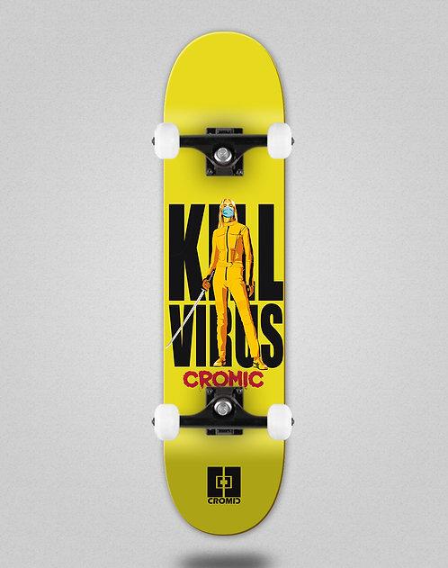 Cromic Covid Kill virus skate complete