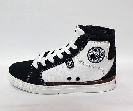 Zapatillas shoes monopatín skate skateboard. Frankie Garage Bskt