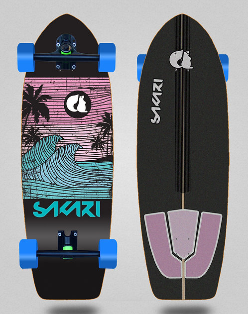 Sakari cruiser - Cali dream blue 29