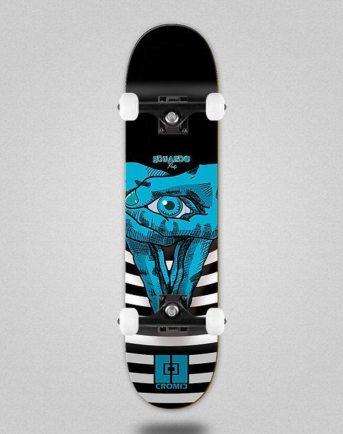 Cromic Eduardo Prieto Vision blue skate complete