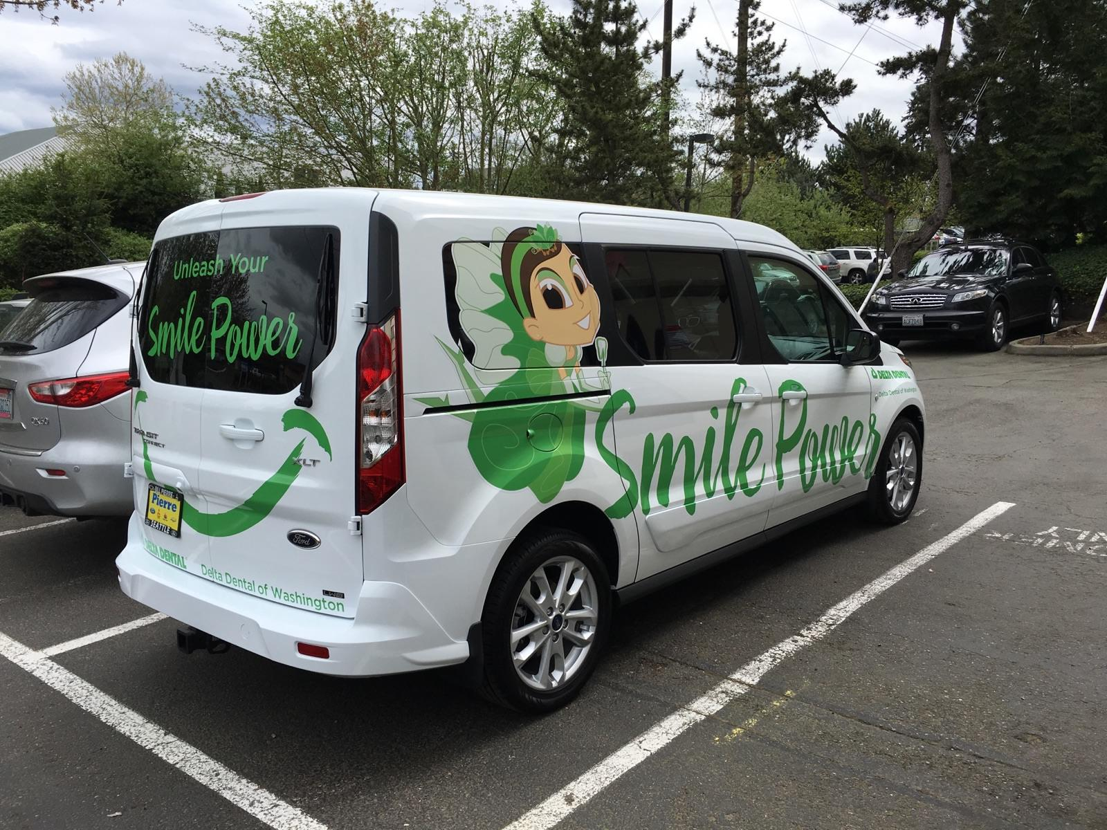 Smile-Power Van