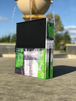 Xbox colorful wrap