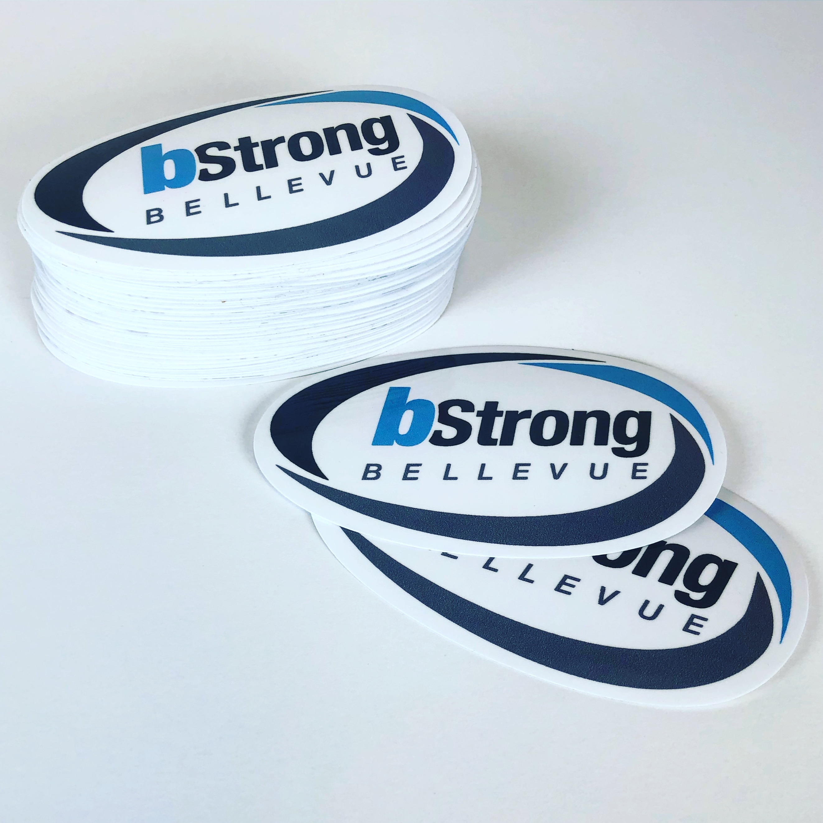 Be Strong Stickers