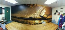 Wall Wrap we did in Lynnwood WA