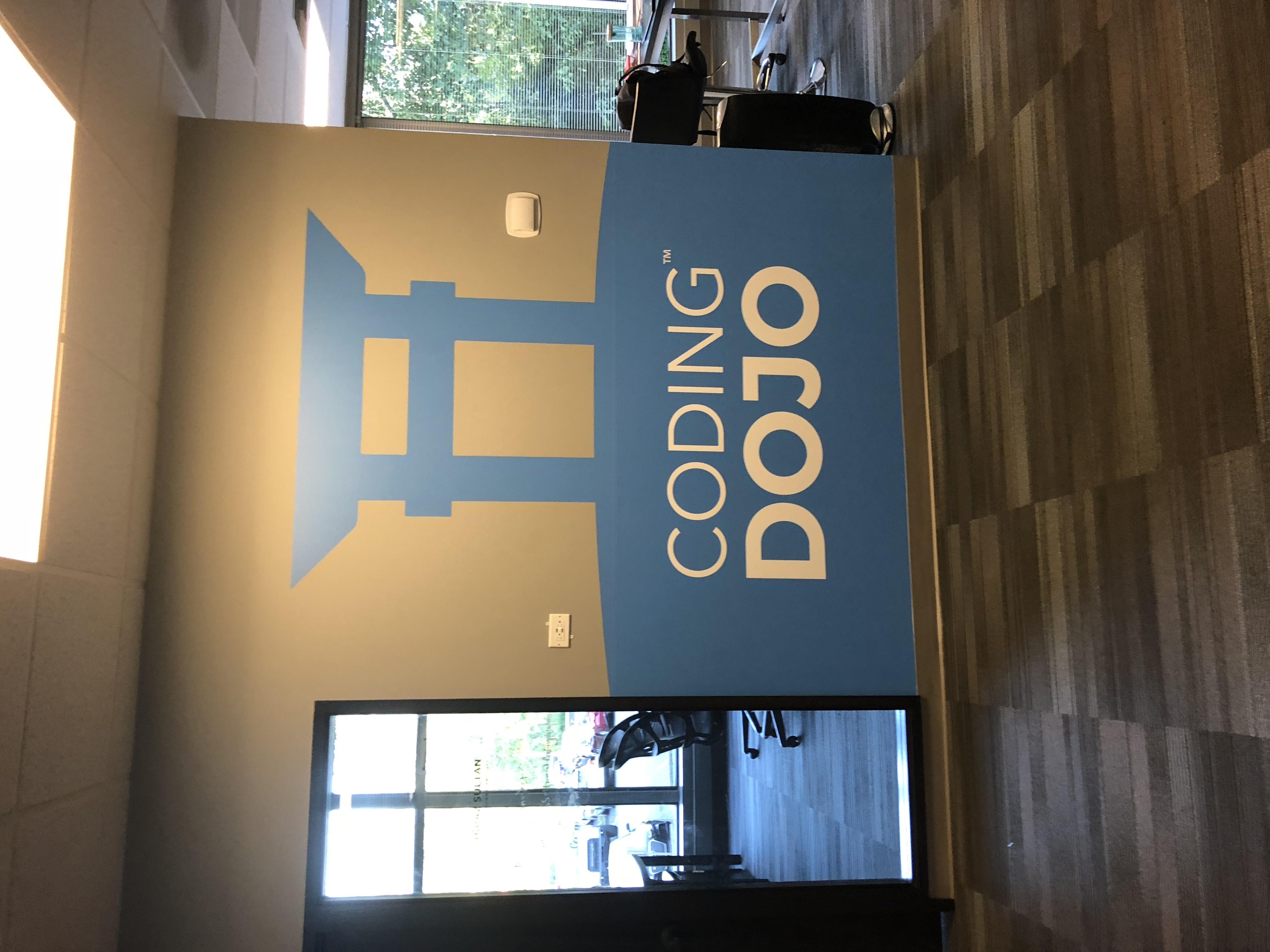 Coding Dojo Wall Graphics