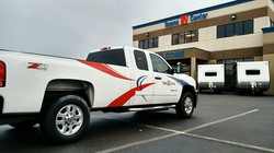 Signage and Vehicle Graphics we did