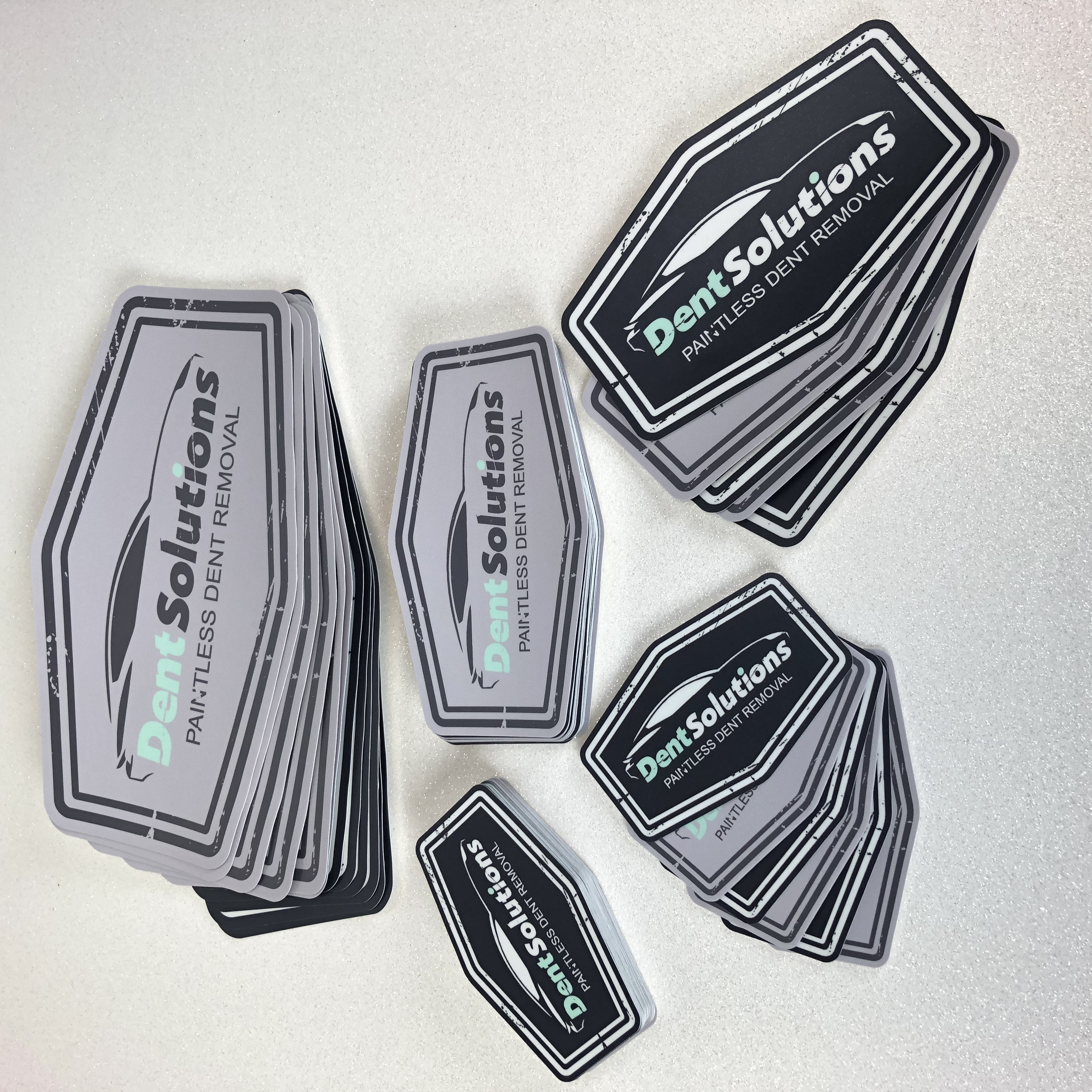 Dent Solutions Stickers