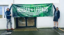 Custom Banner we printed in Seattle