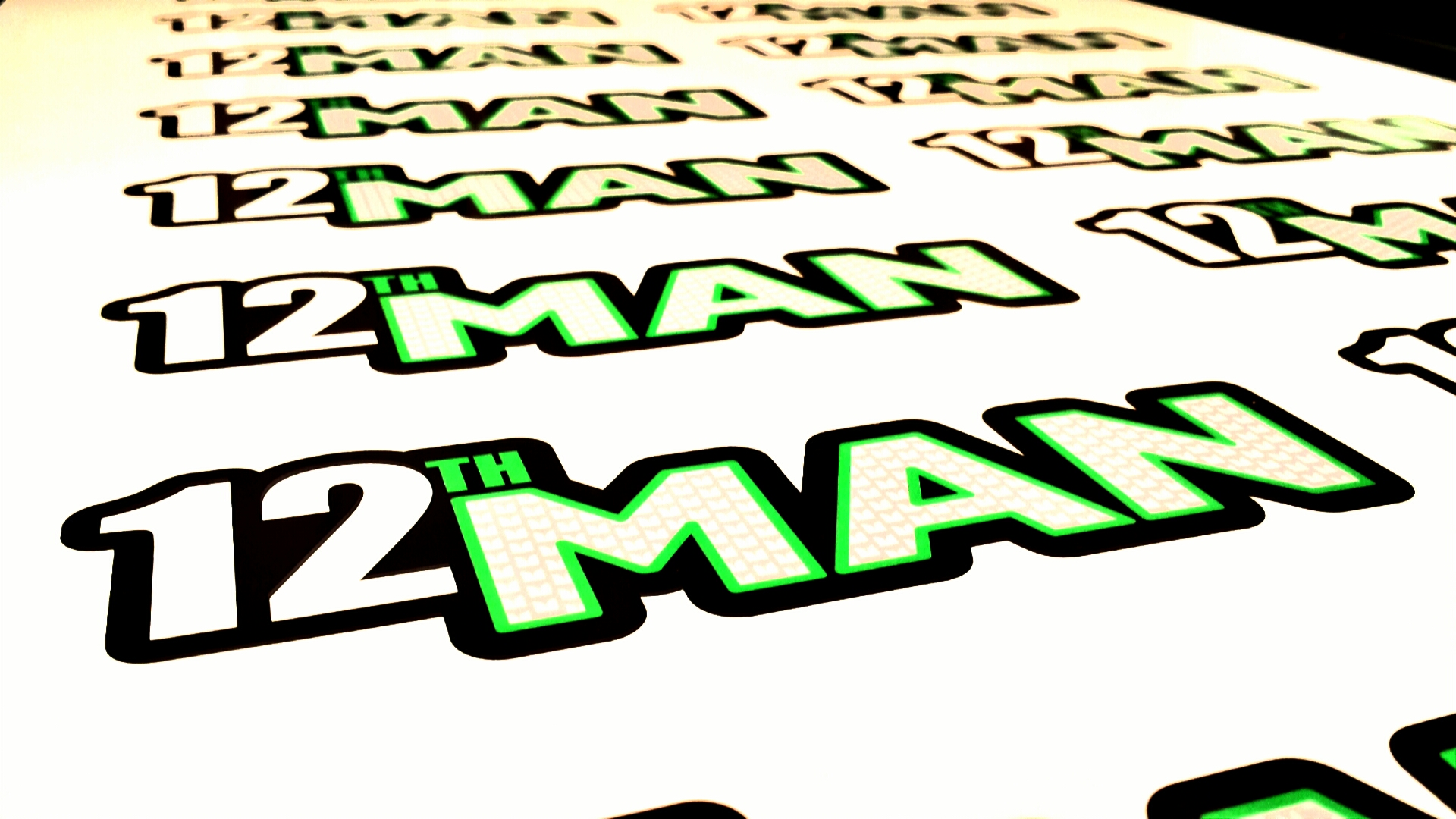 12th man stickers