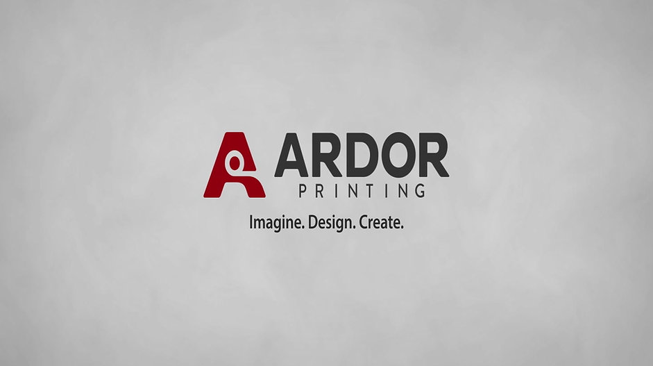 Printing Reflective A-Frames at ARDOR Printing for Logo Unlimited in Kirkland, WA