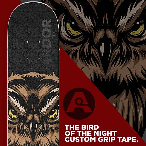 The Bird Of The Night Grip Tape