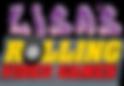 Lisa's Rolling Video Games Logo.png