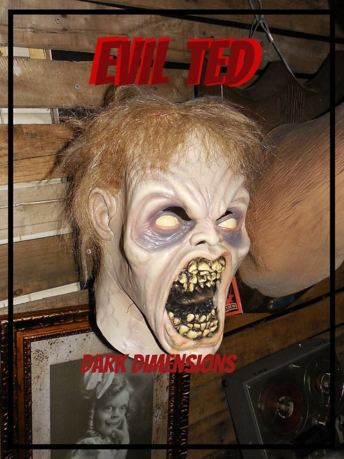 Evil Dead 2 Evil Ed Latex Mask
