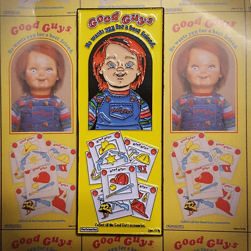 Child's Play 2 Enamel Pin