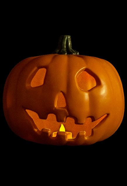 HALLOWEEN Light up Pumpkin Prop
