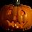 Thumbnail: HALLOWEEN Light up Pumpkin Prop