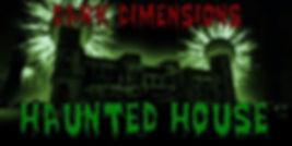 Dark Dimensions Haunted House Logo
