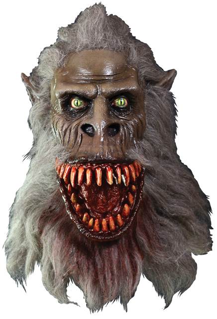 CREEPSHOW - FLUFFY THE CRATE BEAST MASK