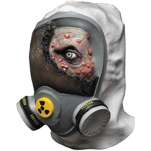 Toxic Zombie Latex Mask