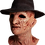 Thumbnail: A Nightmare on Elm Street 2 Freddy's Revenge Deluxe Freddy Mask with Hat