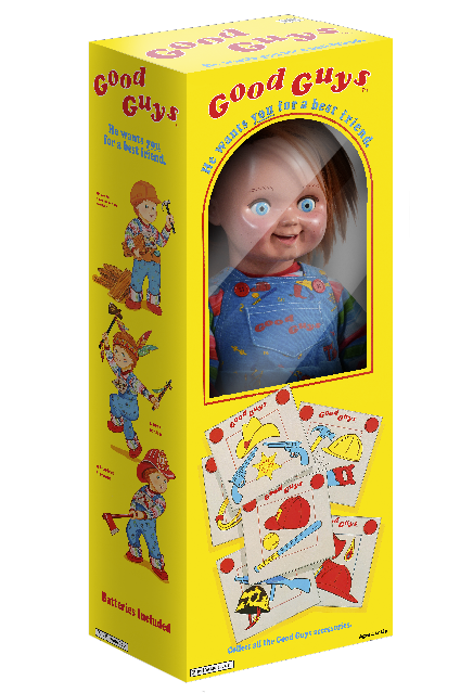 Child's Play 2 Good Guy Doll with Box