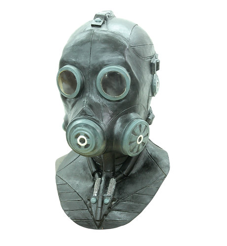 SMOKE LATEX MASK