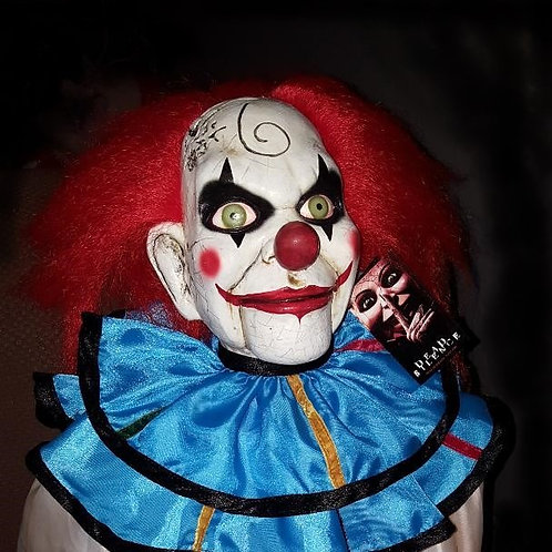 DEAD SILENCE MARY SHAW CLOWN PUPPET PROP