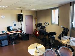 Salle des musiques actuelles