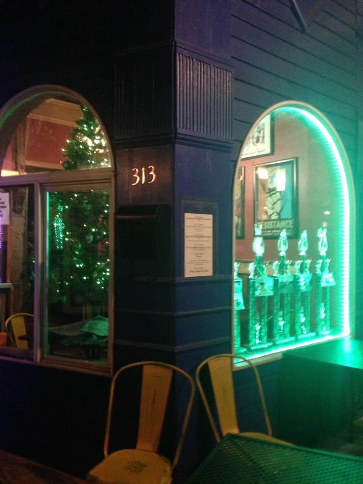 313 Entrance