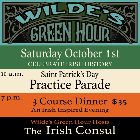 Irish Heritage Weekend