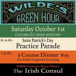 Irish Heritage Weekend