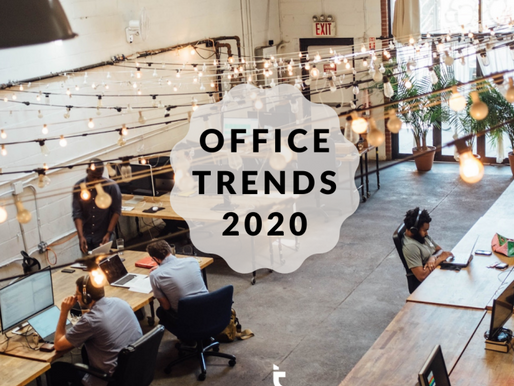 Office fit out guidelines for 2020