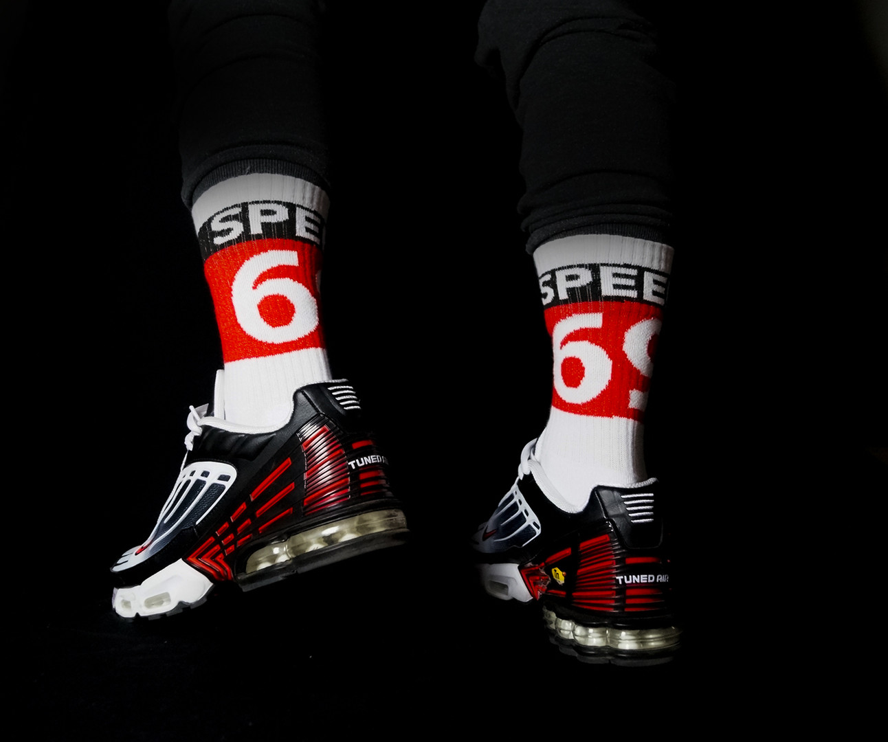 addiction Speed Socks
