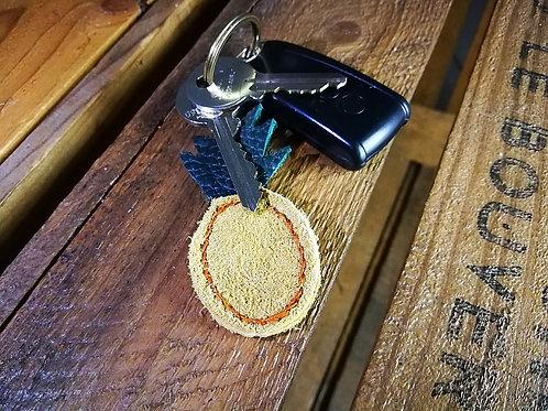 Porte clés Ananas