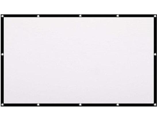 Drap de projection blanc 360x180CM