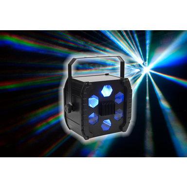 Effet LED Tri-Star