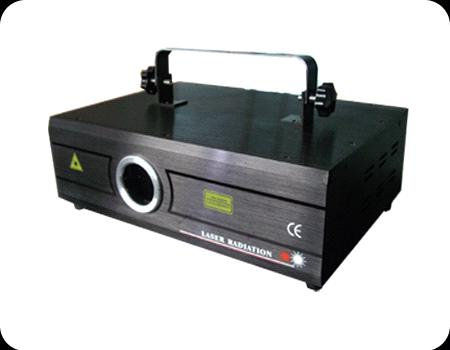 Laser multicolore 1000mV