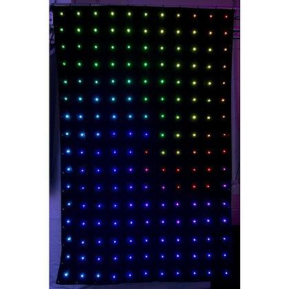 Rideau LED 2x3M