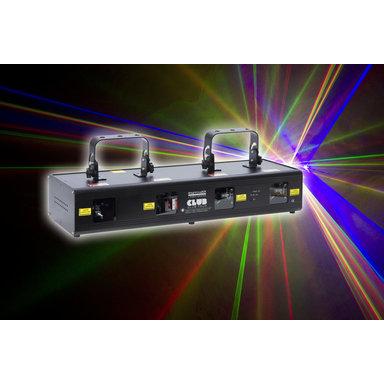 Laser 4 couleurs